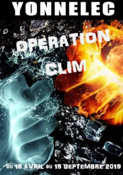 OPERATION CLIM - Yonnelec Sens 89